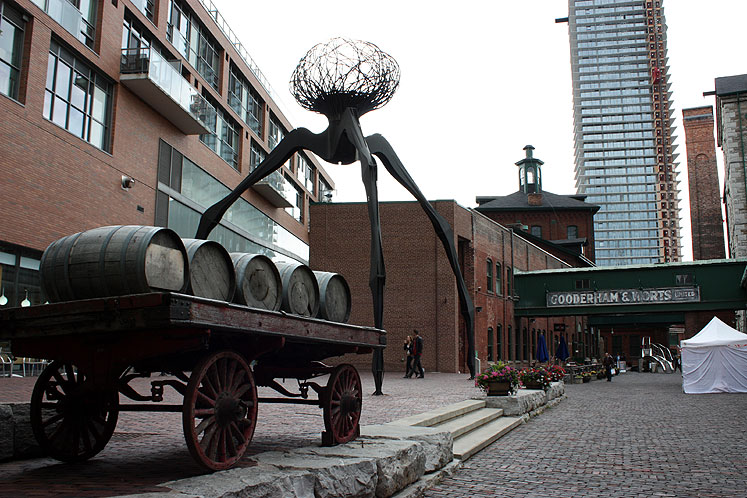 Toronto Photos :: Distillery District :: Toronto Distillery District