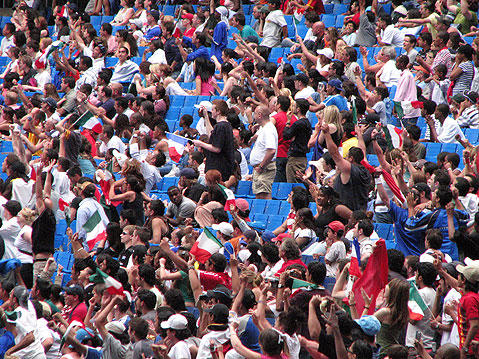 Toronto Photos :: FIFA World Cup 2006 :: Toronto. FIFA World Cup 2006 Celebration