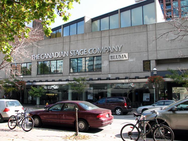 Toronto Photos :: Front Street :: Front Street - the Canadian Stage Company