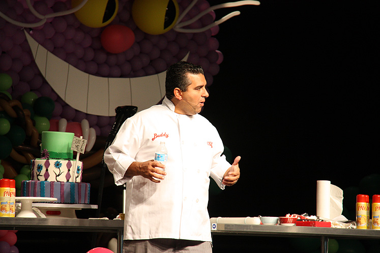 Toronto Photos :: Canadas Baking And Sweets Show 2013 :: Buddy Valastro, the Cake Boss at Toronto Baking Show 2013