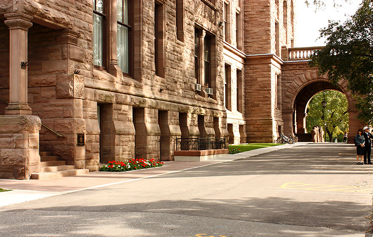 Toronto Photos :: Ontario Parliament building :: Legislative Assembly Building