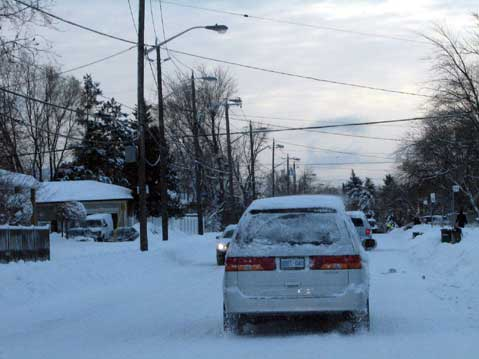 Toronto Photos :: Winter :: Winter n Toronto