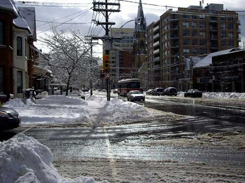 Toronto Photos :: Winter :: Winter in Toronto