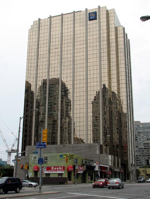 Toronto Photos :: Yonge Street :: Toronto. North York - RBC Tower